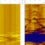Borehole Imaging – Acoustic Scanner