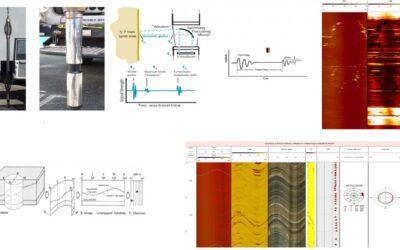 Acoustic scanner (televiewer) versus 3 arm dipmeter
